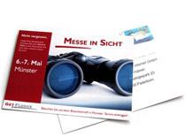 Messeeinladung - Get:Flügge